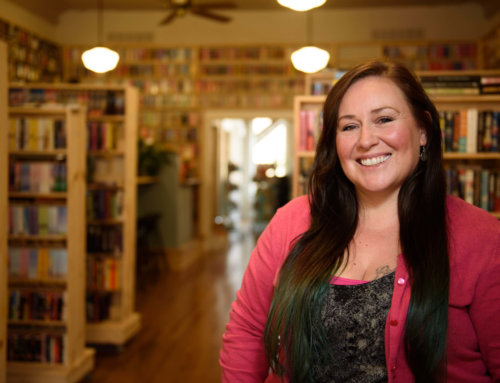 The Bookworm's move to downtown Elkhart is a dream come true for Carolina Preciado