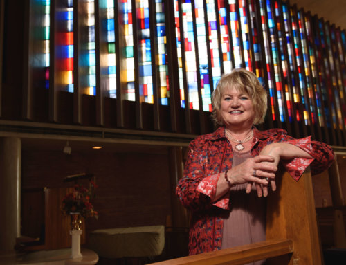 To Celia Weiss, music is a vital organ to the Elkhart community