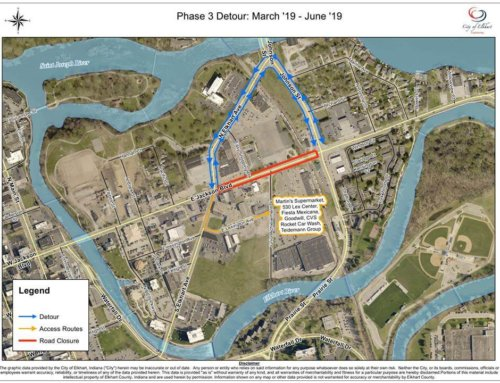 Revitalization of the Elkhart River District